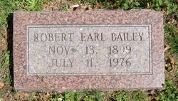 Robert Earl Bailey