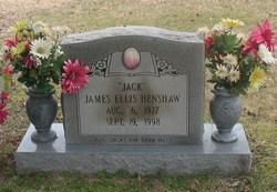"""James Ellis """"Jack"""" Henshaw"""