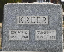 George Washington Kreer, Sr