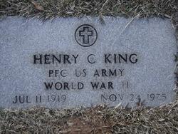 Henry C King