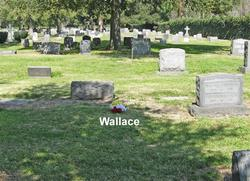"William Buchanan ""Buck"" Wallace, Sr"