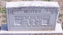 Julia <I>Yeats</I> House