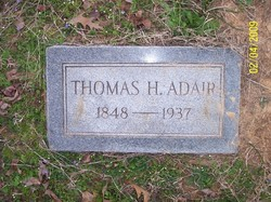 Thomas Harmon Adair