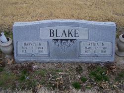 Retha B. Blake