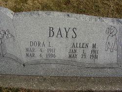 Allen M Bays