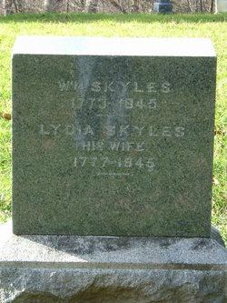 Lydia <I>Chadwell</I> Skyles