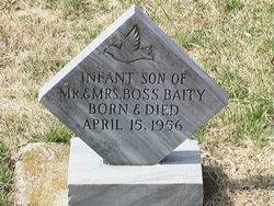 Infant Son Baity