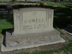 Flora A <I>Wyman</I> Gowell