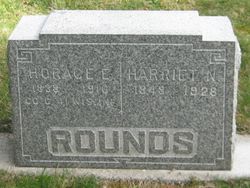 Harriet Nancy <I>Crotzenburg</I> Rounds