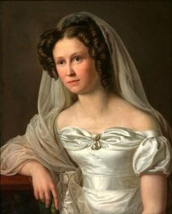 Johanna Rosalie <I>Wagner</I> Marbach