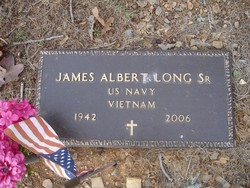James Albert Long