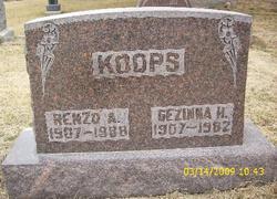 Gezinna H Koops