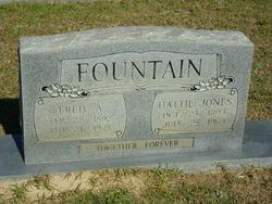 Hattie <I>Jones</I> Fountain