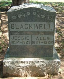 Allie Blackwell