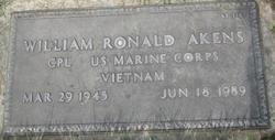 William Ronald Akens
