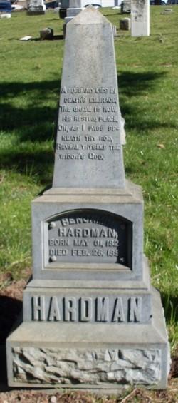 Benjamin Hardman