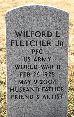 "Wilford L ""Fletch"" Fletcher, Jr"