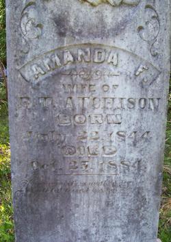 Amanda <I>Faith</I> Atchison