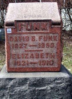 David B Funk