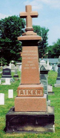 "Indiana ""Inda"" <I>Brainard</I> Aiken"