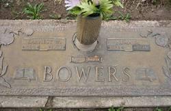 Alma M <I>Rea</I> Bowers
