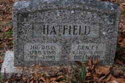 Grace <I>Ferrell</I> Hatfield