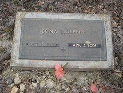 Edna Lorraine <I>Pearson</I> Glenn