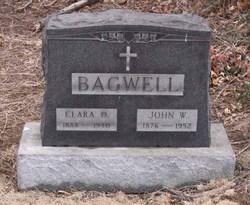 Clara O. <I>Fick</I> Bagwell