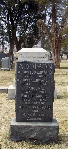 Agusta Edwardine Addison