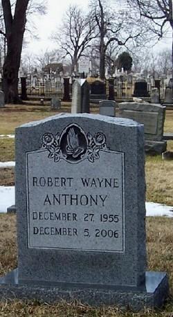 Robert Wayne Anthony