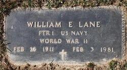 William E. Lane