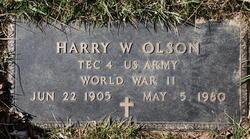 Harry W. Olson