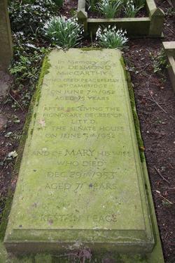 """Lady Mary Josepha """"Mollie"""" <I>Warre-Cornish</I> MacCarthy"""