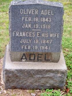 Frances E. Adel
