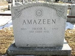 Frank E Amazeen