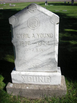 Cyril A Young