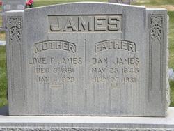 Love <I>Peasnall</I> James