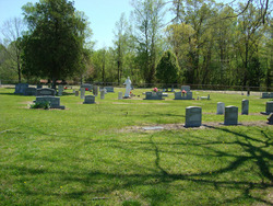 Benjamin Bryan Cemetery