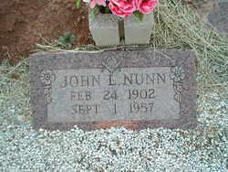 John Lawson Nunn