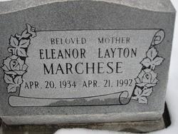 Eleanor <I>Layton</I> Marchese