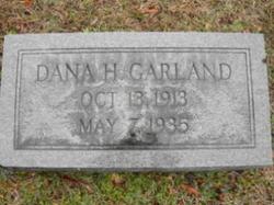 Dana H Garland