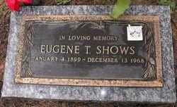 Eugene Thames Shows
