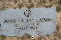 John Hillery Caison