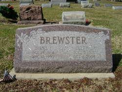Betty Jane <I>Angel</I> Brewster