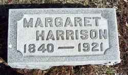 Margaret <I>Lawson</I> Harrison