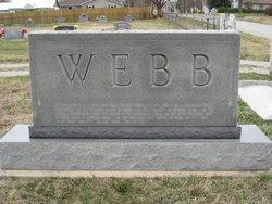 """Oral Allen """"Cobweb  or  Cadillac"""" Webb"""