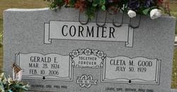 Gerald E Cormier