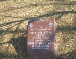 George Hong Mon