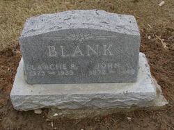 John A Blank