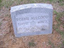 Robbie Allgood